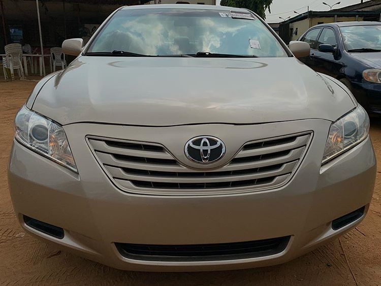 Toyota Camry XLE Hot Offer