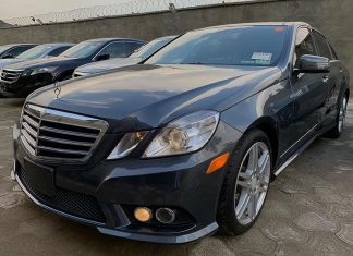 Your Luxury Benz E350 4Matic Deal Available