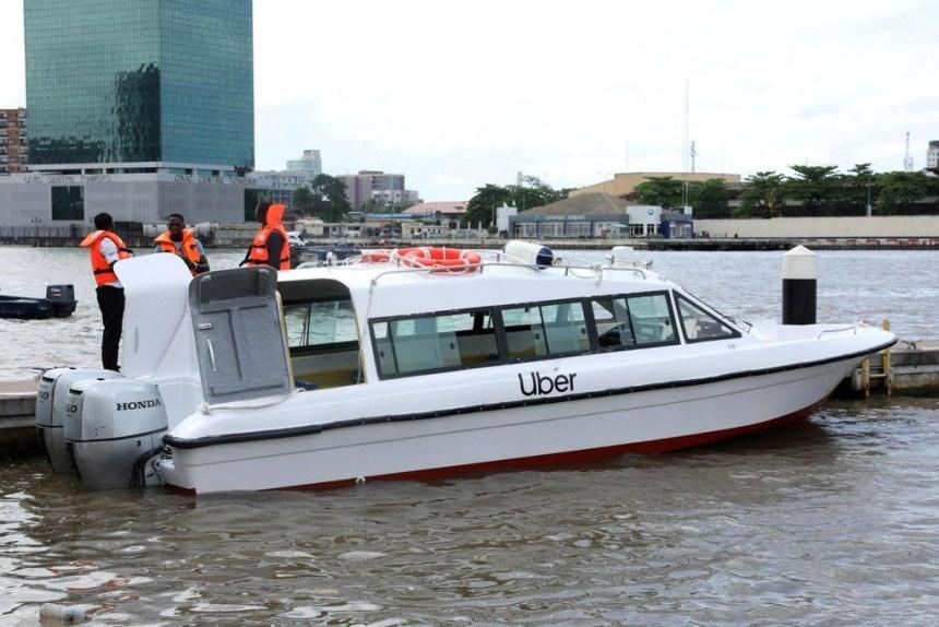 Lagos boat transport