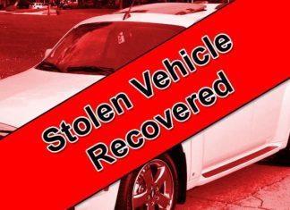stolen vehicles
