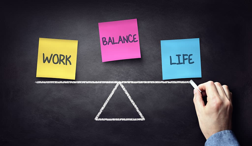 work life balance to manage
