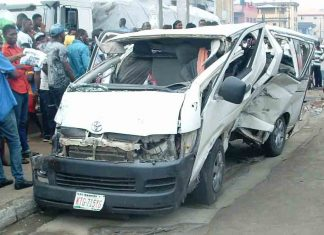accident in Nigeria