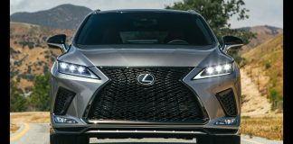 lexus Rx350 price in Nigeria