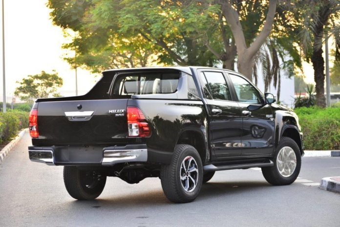 toyota hilux price in Nigeria