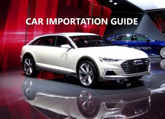 car importation in Nigeria