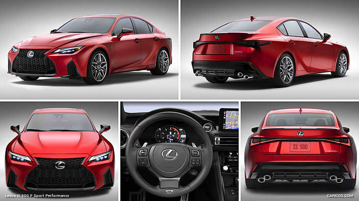 2022 LEXUS IS