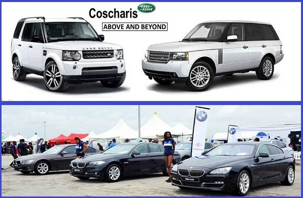 COSCHARIS MOTORS
