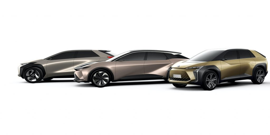TOYOTA X PROLOGUE