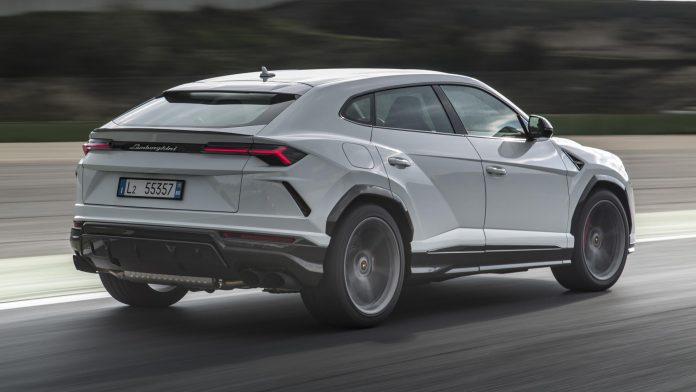 Lamborghini urus price in Nigeria