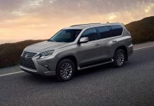 Lexus Gx 460 price in Nigeria