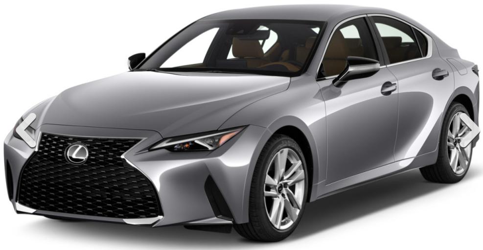 Lexus is250 price in Nigeria