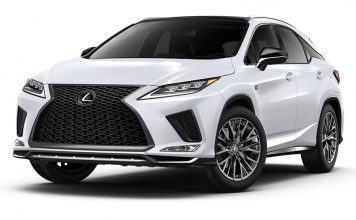 Price of lexus 350 in Nigeria