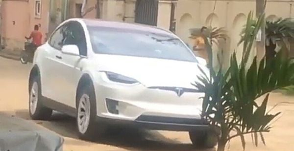 Tesla Electric cars in Nigeria