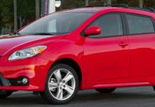 Toyota matrix price in Nigeria