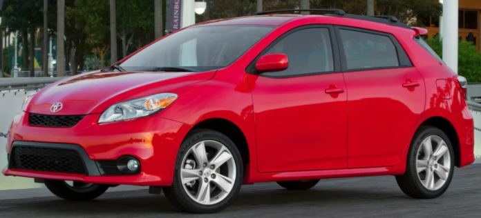 Toyota matrix price in Nigeria